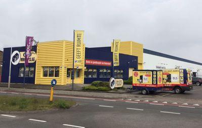 Afhaalpunt ALLSAFE Mini Opslag Breda